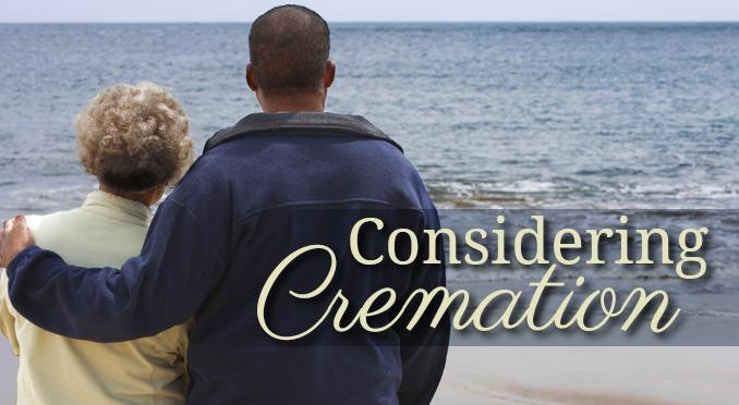 Considering Cremation